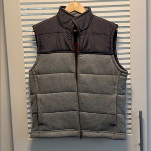 Two Toned Vest